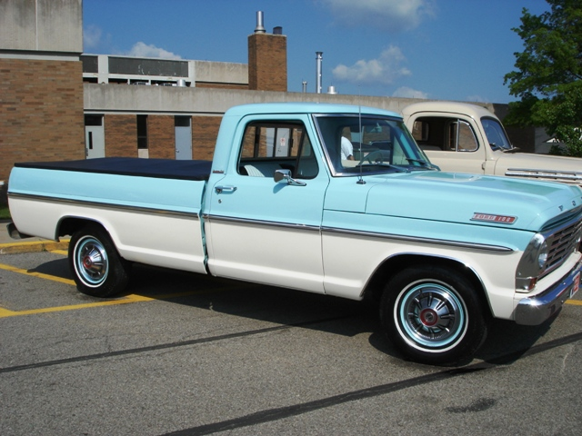 1967 Ford Pick Up