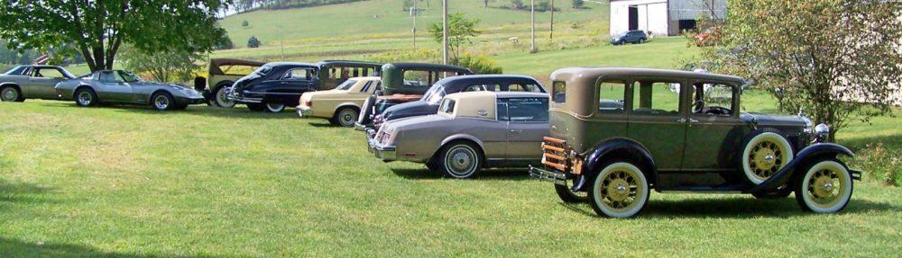 NORTH HILLS HISTORIC AUTO CLUB